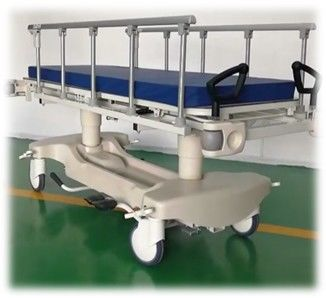Hospital Economic Transport Ambulance Stretcher CE ISO ABS Handrails Electric Motor