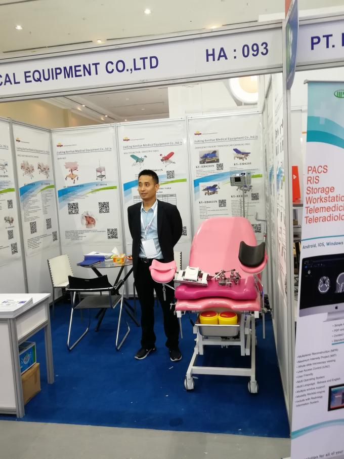latest company news about JIaxing Kenyue Medical Equipment Ltd  In 32nd INDONESIAN INT'L HOSPITAL EXPO – 2019  0