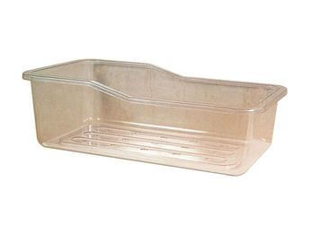 China Medical Plastic Washing Basin Hospital Newborn Cribs , Infant Hospital Grade Cribs supplier