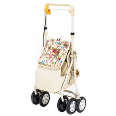 China Product - Assisted Travel Multifunctional Walking Assistant Vehicle For Elderly supplier