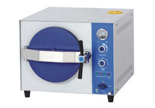 China Table Top Medical Steam Sterilizer Autoclave , 20L Portable Autoclave Sterilizer supplier