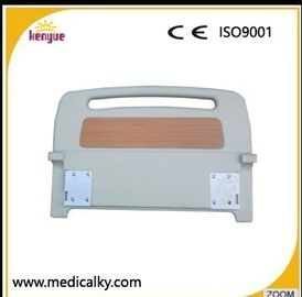 PP Bed Headboard Footboard Hospital Bed Accessories Certificate ISO / CE Hospital Bed Rails