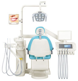 China Luxury Floor - Fixed Unit Box Dental Chair Equipment Implant Light ISO / CE supplier