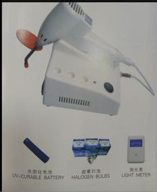 China 2- Stage Light Power Design Dental Chair Equipment Halogen Curing Light supplier