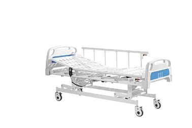 China Five Optioal Parts Electric Hospital Bed Hi - Lo Adjustment Between 430-720mm supplier