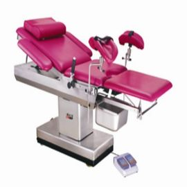 Multi Function Electric Hospital Delivery Bed Pneumatic Foot Switch Operating Room Use