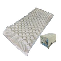 Hospital And Home Care Medical Bubble Type Anti Decubitus Air Mattress For Elderly And Disabled