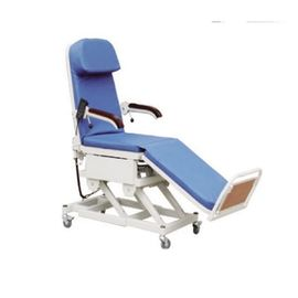 China Three Functions Electric Hospital Dialysis Chair With Soft Material Cushion supplier