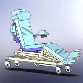 China Motor Drive Dialysis Room Chair Hospital Waiting Area Chairs Safe Load 170Kgs supplier