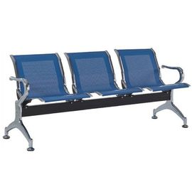 Color Optional Hospital Waiting Area Chairs Public Seat Mesh Type Long Time Use