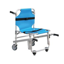 China Adjustable Stair Lift Chair Emergency Stretcher Trolley With Two Year Quality Assurance supplier
