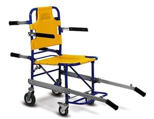 Aluminum Alloy Stair Chair Stretcher For Disabled Transport Up And Down Stairs