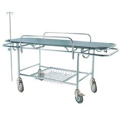 China Safety Hospital Emergency Ambulance Stretcher Bed As First Aid Devices supplier