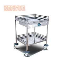 China Emergency Medical Procedure Trolley Surgical Instrument Treatment Trolle supplier