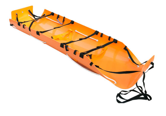 Multifunction Foldable Soft Plastic Emergency Rescue Stretcher