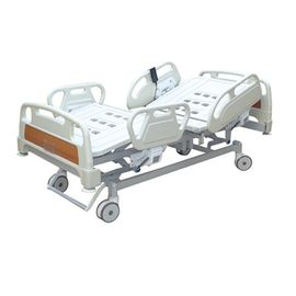 Durable Electric Adjustable Hospital Bed Epoxy Coated Bed Frame And Mattress Base