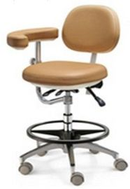 China Assistant Stool Dental Chair Equipment With Five Castor , Long Life Working Time factory
